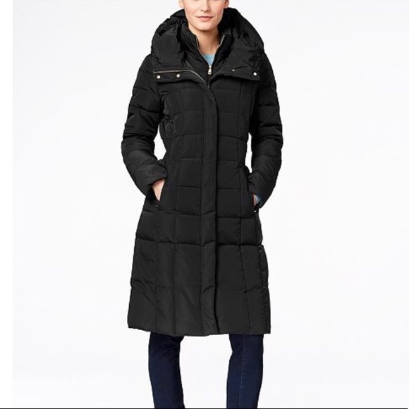 c8f09c474 Cole haan layered Down puffer coat NWT